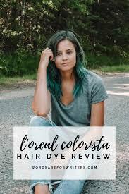 L Oreal Colorista Semi Permanent Hair