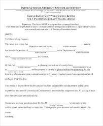 Employment Verification Letter Sample Pdf Elisabethnewton Com
