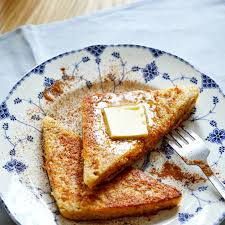 keto french toast with cinnamon