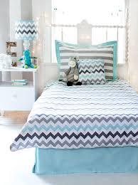 mesmerizing kids bedroom design with coolest chevron pattern bedding grey quilt bedding set