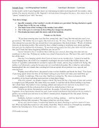autobiography example essay for college autobiography example for  how to end an autobiography essay examples autobiography essay example for college autobiography example essay