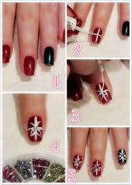 22 nail designs step by step