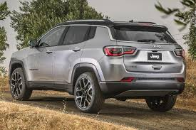 2018 Jeep Cherokee Vs 2018 Jeep Compass Whats The