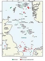 North Sea Oil Wikipedia