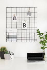 Office diy projects Industrial Office Diy Metal Memo Board Architecture Art Designs 15 Creative Diy Projects To Customize And Organize Your Home Office