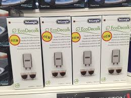 What are the different types of espresso machine descalers? Descale Your Coffee Machine Or Kettle Cleary Electrical Facebook