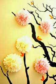 diy wall decor paper. Diy Wall Decor Paper Interior In Stylish D Flower Inarace Backdrop Charming X E