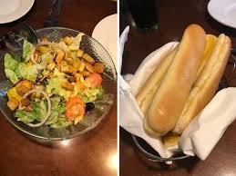 olive garden breadsticks salad