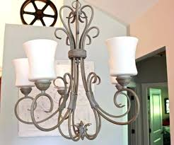 full size of chandelier makeover with chalk paint 2 bees in a pod brass from decor