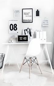 minimal office. White \u0026 Minimal Office Deocor