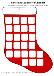 countdown templates free christmas countdown calendar templates at