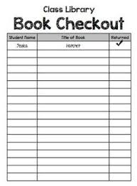 Library Checkout Template Library Checkout Form Template Library And Zoo Idoimages Co