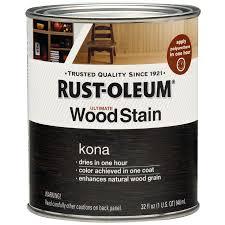 Rust-Oleum Ultimate Kona Interior Stain (Actual Net Contents: 32-fl oz