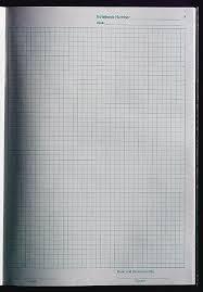Thermo Scientific Nalgene Case Bound 5 Mm Grid Paper Lab Notebook 1