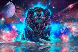Colorful Lion Wallpapers - Top Free ...