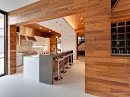 Modern Kitchen With Bar Modern Kitchen Bar Serves Interior Design Ideas