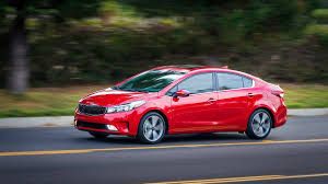 Everything you need to know about the 2017 Kia Forte S