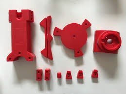 complete assembly open source ciclop 3d scanner for 3d printer