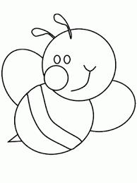 Kleurplaat Bijtje Bumble Bees And Sunshine Desenho De Abelha