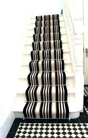 grey stair runner brilliant modern intended for decorations decorative carpet ideas design inspirations striped runners st