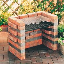 Outdoor Barbeque Designs Brick Built In Bricks Diy Bbq Grill Set Bbq Charcoal Briquette Brick Barbecue Grill With Cooking Grid Buy Bbq Charcoal Briquette Machine Brick Barbecue