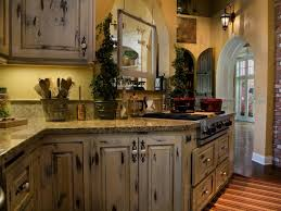 White Distressed Kitchen Cabinets Distressed Kitchen Cabinets White Wonderful Kitchen Ideas
