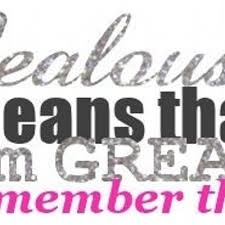 Quotes jealousy