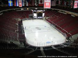 Raleigh Coliseum Seating Chart Pnc Arena View From Upper Level 334 Vivid Seats