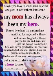 My Mom My Hero In Loving Memory Pinterest My Mom Mom And