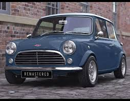 classic mini reborn david brown automotive