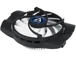 <b>ARCTIC COOLING Alpine</b> AM4 LP 92mm Low Profile AMD CPU ...