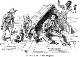 racism in huckleberry finn essay ap english huck finn  huckleberry finn original illustrations gutenberg google search hf huck dauphin duke jim