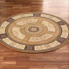 8 ft round rug pad