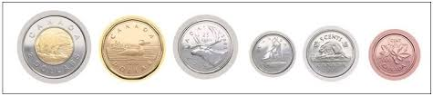 Image result for canadian coins