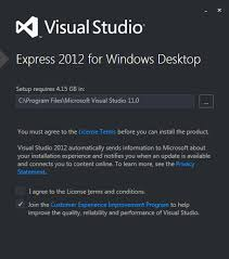 Free Visual Studio Express 2012 For Windows Desktop Scott