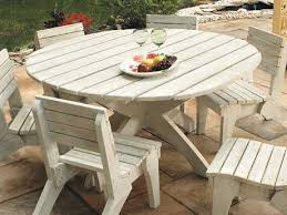White outdoor furniture Wicker Dining Tables Lowes Outdoor Wooden Furniture Wood Patio Furniture Patioliving