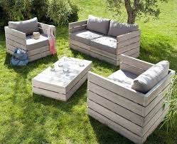 garden furniture with pallets. Garden Furniture Pallet Creative Outdoor Always In Trend Projects . With Pallets O