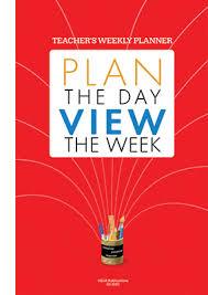 Teacher Weekly Planners Dominie Teachers Weekly Planner