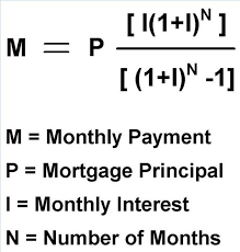 loan formulas how to calculate loan costs sapling com