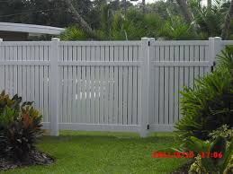 Wonderful Vinyl Privacy Fence Ideas Plastic Semi For Decor