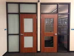 office door with window. Plain With Officebeforeafter In Office Door With Window