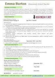 Kindergarten Teacher Resume Kindergarten Teacher Resume Cover Letter Example Examples