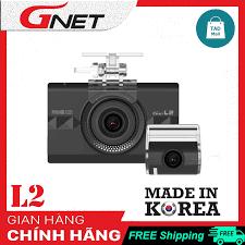 Camera hành trình Hàn Quốc cao cấp GNET G-BLACK - SX 100% tại Hàn Quốc - BH  12 tháng