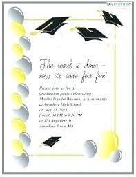 Nursing Graduation Party Invitations Nursing Graduation Party Invitations Fadetoblack