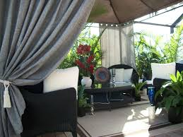 Indoor Patio patiopizazz outdoor gazebo drapes 5769 by xevi.us
