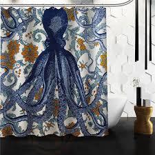 2018 custom octopus shower curtain bathroom s creative polyester home shower curtain bathroom from caley 28 61 dhgate com