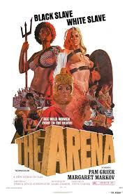 The Arena aka Naked Warriors 1974 USA Italy pamgrier.