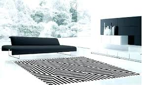 black white striped rug plantation wool rugs new and 9x12 large home furnishing 1