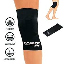 Copper Fit Elbow Size Chart Copper Knee Brace As Seen On