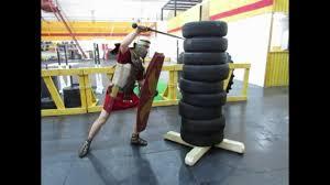 Roman legionary fencing - 3. Римское фехтование легионеров - 3 ...